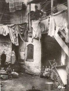 New York 1885
