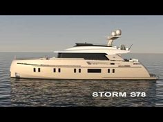 You Could Sunbathe in this Storm - YouTube