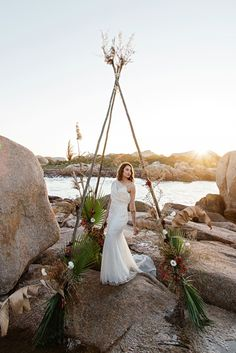 Styled shoot at Sea Shack in Paternoster on the West Coast of South Africa