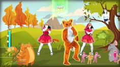 """What Does the Fox Say"" Ylvis 5 Stars (Just Dance 2015)"