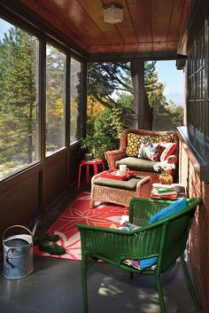 Utiilzing your Cottage Nooks