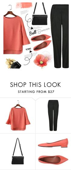 """Bell Sleeves(yoins 9)"" by meyli-meyli ❤ liked on Polyvore featuring F.Lli Bruglia, Marc Jacobs, yoins, yoinscollection, loveyoins and bellsleeves"