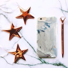 White marble case for iPhone Samsung HTC - Solomiia-Ivanytsia - Etui na telefon