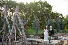 J.Standard | jstandardevents.com | Setting the Highest Standards in Event Production | Spring Wedding | Lady Bird Johnson Wildflower Center | Wedding Portrait | Bride and Groom | Outdoor Reception | Wedding Dress