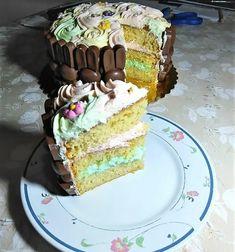 Ριγανάτο στιγμής Vanilla Cake, Tiramisu, Food And Drink, Yummy Yummy, Ethnic Recipes, Desserts, Tailgate Desserts, Deserts, Postres
