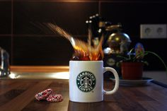 #starbox #coffee