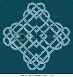 Find Vector Illustration Celtic Knot Motif stock images in HD and millions of other royalty-free stock photos, illustrations and vectors in the Shutterstock collection. Celtic Quilt, Celtic Symbols, Celtic Art, Celtic Knots, Celtic Crafts, Design Celta, Celtic Knot Designs, Art Ancien, Celtic Patterns