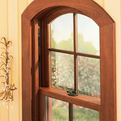 One of Professional Builder and Professional Remodeler's 101 Best New Products of 2012: Marvin's chain-and-pulley double hung window – an ideal product for adding authenticity to historical renovation or old-world warmth to new construction.