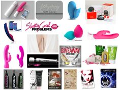 Enter to #win over $2,500 worth of prizes in @sluttygrlprobs HUGE Blogiversary #Giveaway!