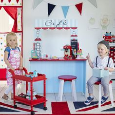 The Teacup Play Cafe is one of our most stunning, wooden toys - a real original, with bags of pretend play potential.