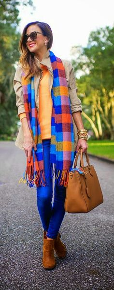 Daily New Fashion : PRETTY PLAID by Sequins and Things