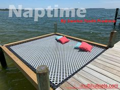 Lake Dock, Boat Dock, Dock Hammock, Cabana, Ideas De Piscina, Lake Cabins, Outdoor Living, Lakeside Living, River House