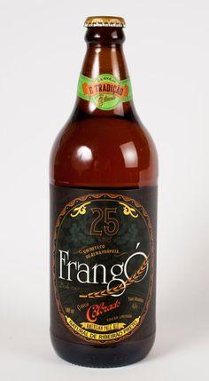 FrangÓ 25 anos (Estilo American Pale Ale). Cervejaria Colorado. Ribeirão Preto-SP.  #brazil #beer
