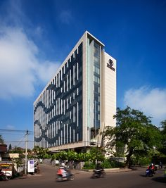 Hilton Bandung, Indonesia, completed 2009, WOW Architects