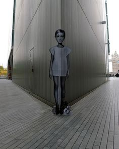 Miss Bugs, 'Cut Out + Fade Out', London