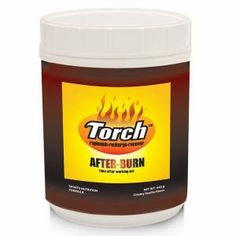 Torch After-Burn is for anyone who has physically exerted themselves and needs to restore electrolytes lost and give their body the protein boost it needs. Torch After-Burn is formulated to increase muscle cell hydration, stimulate muscle growth, help reduce muscle soreness, and provide the body with a cardiovascular defense and energy boost. http://www.shop.com/tllin/559078793-p+260.xhtml?vid=243394