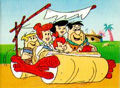 The Flintstones -will never get rid of my Fred doll