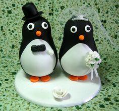 Noivinhos Pinguins! *_*