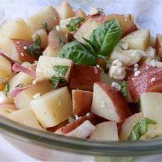 Picnic Potato Salad with No Mayonnaise Allrecipes.com