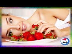 Beneficios de las fresas para el cuidado de la piel - Incluye recetas caseras - YouTube