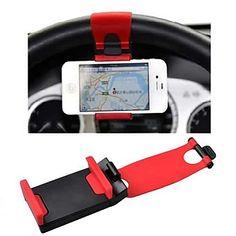 Retractable del montaje del sostenedor del coche para el iPhone 5/5S / iPhone 4/4S – EUR € 3.67