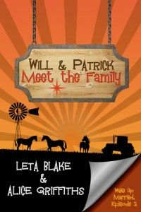 Will & Patrick Meet the Family (Jaime's Review) | Gay Book Reviews – M/M Book Reviews