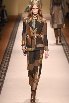 Etro - Fall 2015 Ready-to-Wear - Look 3 of 47