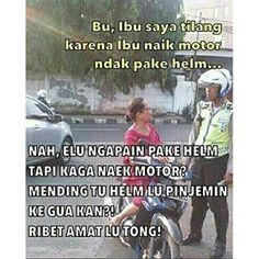 Awas ada polisi tidur | Koleksi Meme