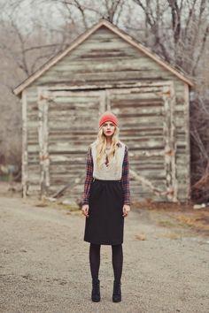 Lumberjack styled shoot. Urban outfitters styled shoot. Cute fall ideas for photo shoots. Cute Engagement outfit ideas for fall engagement pictures. Stephanie Sunderland Photography. Utah portrait photographer. Cute plaid skirt. Cute plaid outfit ideas.