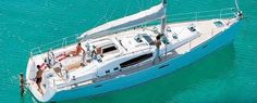 Oceanis 50 by Sailing the Web