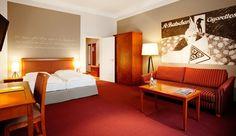 178 € -- Baden-Baden: 3 Tage in der Suite für 2 & Wein, -50%