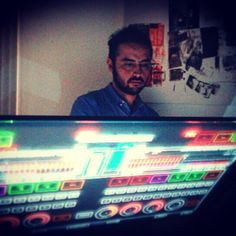 Smithson & Martín customized #smithsonmartin #emulator #multitouch #djnizzel