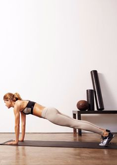 Tone Your Entire Body (Mostly Your Butt!) With This 4-Move Workout