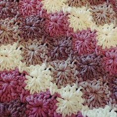 Ravelry: Illanna's Greenway blanket for Alex and Yael