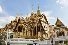 Bangkok Grand Palace Details