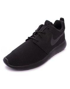 fd49e33aa4dfd Nike ROSHE ONE - sneaker bassa - nero (black black-anthracite) - Uomo