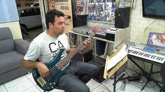 Walkin' - Dan Dean - Luiz Augusto Lopes - Bass Guitar - Sinfônica