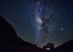 Photographer Ibraheem Al-Awadi captured the gorgeous Al Medawara mountain in the Faiyum oasis near Cairo, Egypt