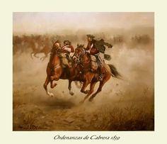 Ordenanzas de Cabrera 1839, por Ferrer Dalmau
