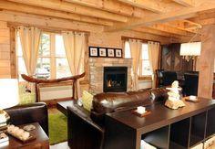 Quebec City, QC (#11282)   Real Log Homes since 1963   Custom Log Homes   Log Home Floor Plans   Log Cabin Kits