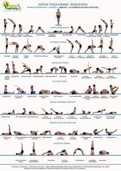 Yoga Fitness Flat Belly Hatha Yoga Primary Series By Yogi Prashant, Hatha Yoga Training India Ashtanga Yoga, Kriya Yoga, Yoga Iyengar, Vinyasa Yoga, Hatha Yoga Poses, Kundalini Yoga, Pranayama, Yoga Asanas Images, Vinyasa Flow Sequence