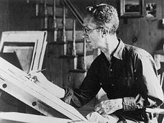 "Norman Rockwell at work, mid-career.  In 1942, in response to a speech given by President Franklin Roosevelt, Rockwell made his famous ""Four Freedoms"" series, each of which also ran as a Saturday Evening Post cover – Freedom of Speech (Feb 20, 1943), Freedom of Worship (Feb 27, 1943), Freedom from Want (March 6, 1943), and Freedom from Fear (March 13, 1943)."