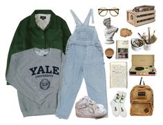 """2 kool 4 skool™"" by shvnnon on Polyvore featuring Brixton, NIKE, Mason's, Crosley, Market and JanSport"