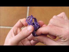 Cómo hacer llavero puño de mono o llavero bola. Castellano. Español - YouTube