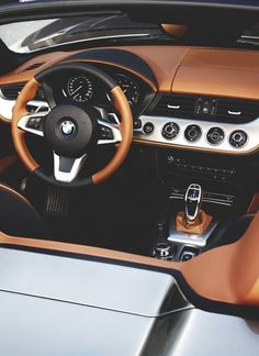 BMW Interior, Leather Interior