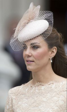 Kate's hats...