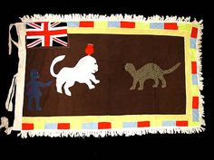 Fante Asafo Flag 9