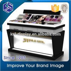 KSL cosmetic display hot sale wall perfume display stands wooden cosmetic display stand, View cosmetic display stand, KSL Product Details from Foshan Kai Shine Loong Display Rack Co., Ltd. on Alibaba.com