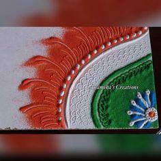 Neat Rangoli The post Rangoli… appeared first on Home Decor . Rangoli Designs Photos, Simple Rangoli Border Designs, Rangoli Borders, Rangoli Patterns, Rangoli Ideas, Colorful Rangoli Designs, Rangoli Designs Diwali, Kolam Rangoli, Beautiful Rangoli Designs