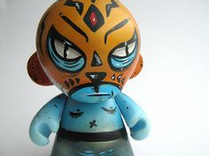 TigerMask Munny